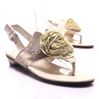 Buy Kvoll Corsage Sandals 1022892357