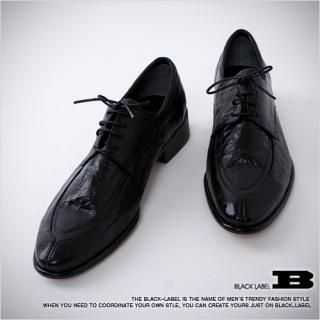 Picture of Style Impact Faux-Leather Lace-Up Oxfords 1021578574 (Other Shoes, Style Impact Shoes, Korea Shoes, Mens Shoes, Other Mens Shoes)