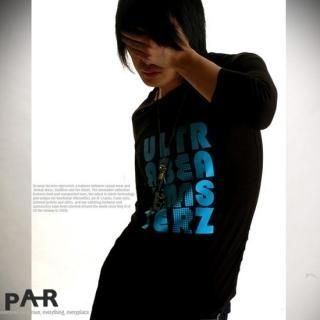 Picture of PAR Character Printed Tee 1022072794 (PAR, Mens Knits, Korea)