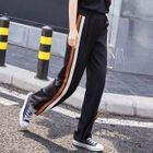 Stripe Wide Leg Pants 1596