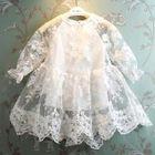 Kids Lace Dress 1596