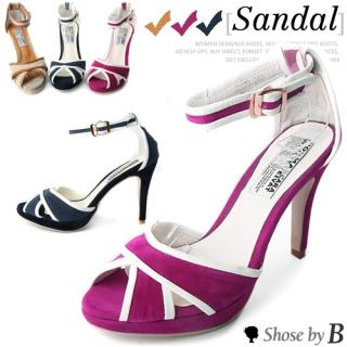 Picture of Shoes by B Ankle Strap Pumps 1022967472 (Pump Shoes, Shoes by B Shoes, Korea Shoes, Womens Shoes, Womens Pump Shoes)