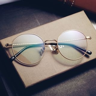 Round Metal Glasses 1063204777