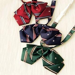Striped Bow Tie 1048731088