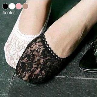 Lace No Show Socks 1055532052