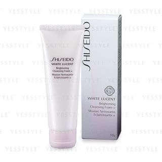 White Lucent Brightening Cleansing Foam W 135g