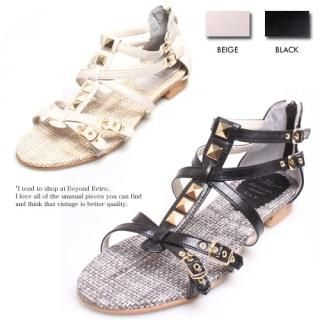 Buy Woorisin Studded Strap Sandals 1022790112