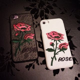 Embroidered Case for iPhone 6 / 6 Plus / 7 / Plus 1057586477