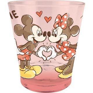 Mickey & Minnie Crystal Plastic Cup 1064990215