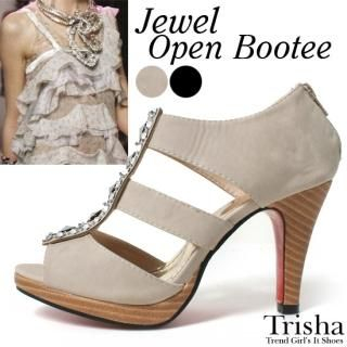Buy Trisha Embellished Platform Pumps 1022730825
