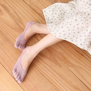 Image of Invisible Toe Socks