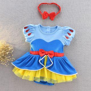 Princess | Headband | Costume | Dress | Kid