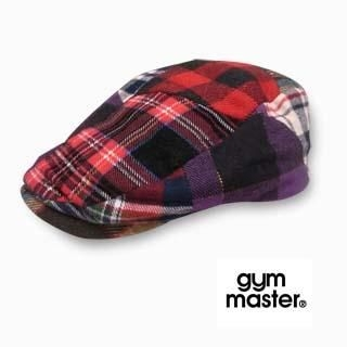 Buy gym master Plaid Hunting Cap Red + Black – One Size 1012869645
