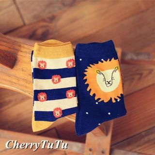 Product Image of Lion Printed Socks