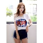 Sequined T-Shirt 1596