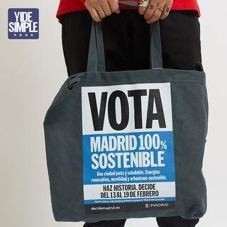Printed Tote Bag 1065790682