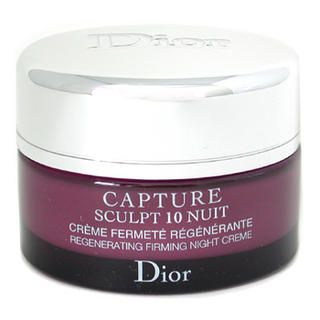 Christian Dior Christian Dior Capture Sculpt 10 Regenerating Firming Night Cream 50ml 17oz