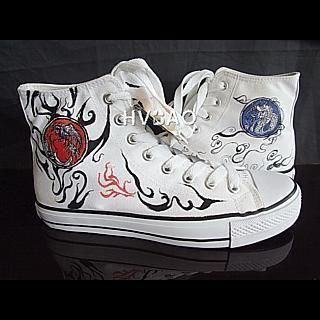 Buy HVBAO Cloud & Mask High-Top Sneakers 1013057859