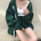 Set: Hooded Jacket + Shorts 1596