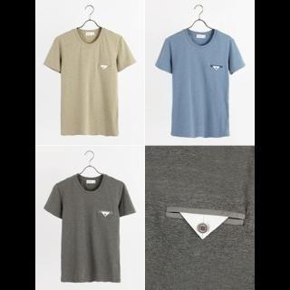 Buy MUTNAM Short-Sleeve Crewneck T-Shirt 1022936757