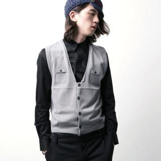 Buy REENO Knit Vest 1022259846