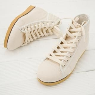 Buy Cookie 7 Lace-Up High-Top Sneakers 1022070424