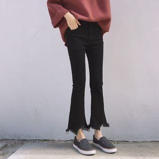Boot-Cut Pants 1057682027