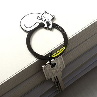 Metal Key Ring 1058577689