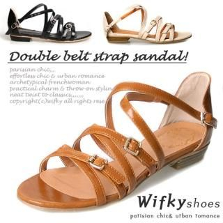 Buy Wifky Strappy Sandals 1022593511