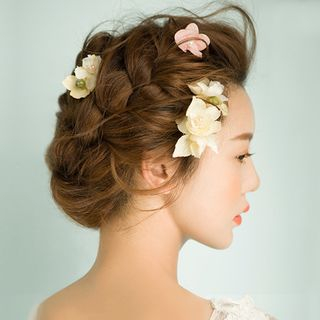 Set of 5: Flower Hair Clip 1055186040