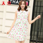 Maternity Sleeveless Floral Dress от YesStyle.com INT