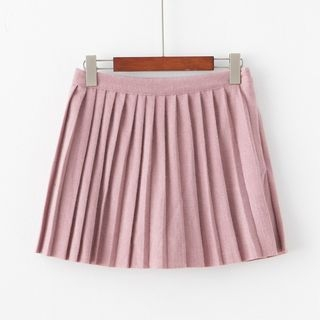 Accordion Pleat Skirt 1057264412