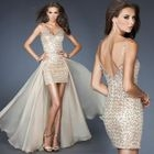 Sequined Party Dress 1596