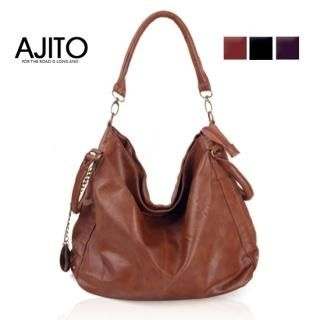 Buy AJITO Faux-Leather Shoulder Bag 1021333456