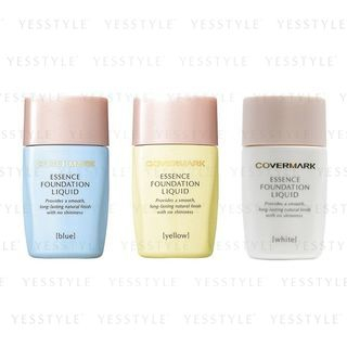 Image of Covermark - Jusme Color Essence Foundation Liquid SPF 30 PA++ - 12 Types