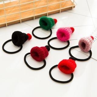 Hat-Accent Hair Tie/Hair Clip 1062753443