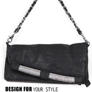 Buy REDOPIN Faux-Leather Handbag 1023011201