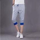 Color-Block Cropped Sweatpants 1596