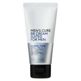 Mens Cure BB Cream Suited For Men SPF50+ PA+++ #Normal Tone