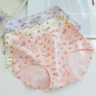 Set of 3: Seamless Panties 1596