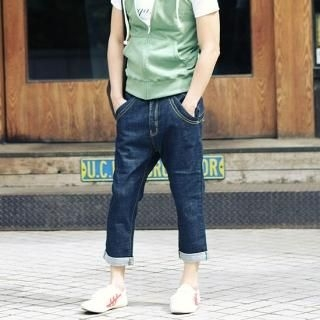 Picture of Style YOURS Ankle Length Jeans 1022739632 (Style YOURS, Mens Denim, Korea)