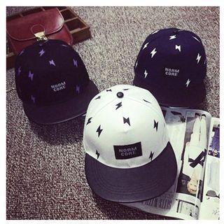 Lightning Baseball Cap 1057960905