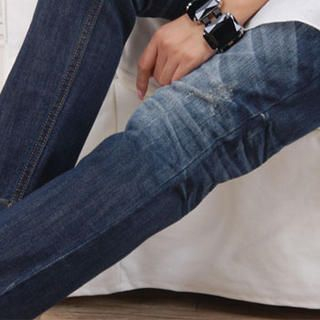 Picture of Momnuri Washed Skin Fit Jeans 1012001165 (Momnuri Pants, South Korea Pants)