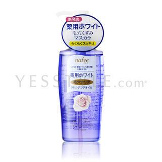 Kracie - Kracie Naïve Medicated Make Up Cleansing Facial Oil (Rose) 170ml 1024812325