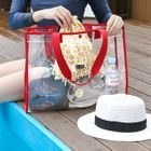"Iconic"" Series Clear Shopper Bag 1596"