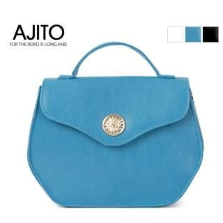 Picture of AJITO Faux-Leather Handbag 1022897778 (AJITO, Handbags, Korea Bags, Womens Bags, Womens Handbags)