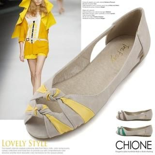 Buy Chione Open-Toe Flats 1022595296