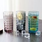 Set of 2: Glass Cup 1596
