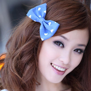 Picture of 19th Street Bow Hair Clip 1023058679 (19th Street Apparel, Womens Fashion, China Apparel, China Fashion)