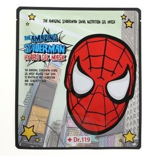 URBAN DOLLKISS - The Amazing Spiderman Snail Nutrition Gel Mask 1054910607
